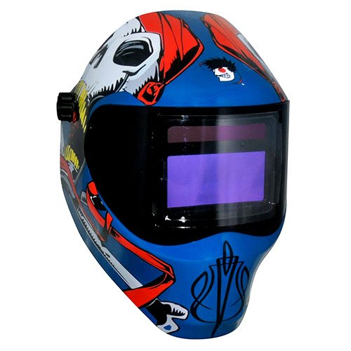 Save Phace 3011698 Captain Jack 40-Vizl4 Series Welding Helmet by Save Phace