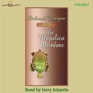 The Majolica Murders Audiobook
