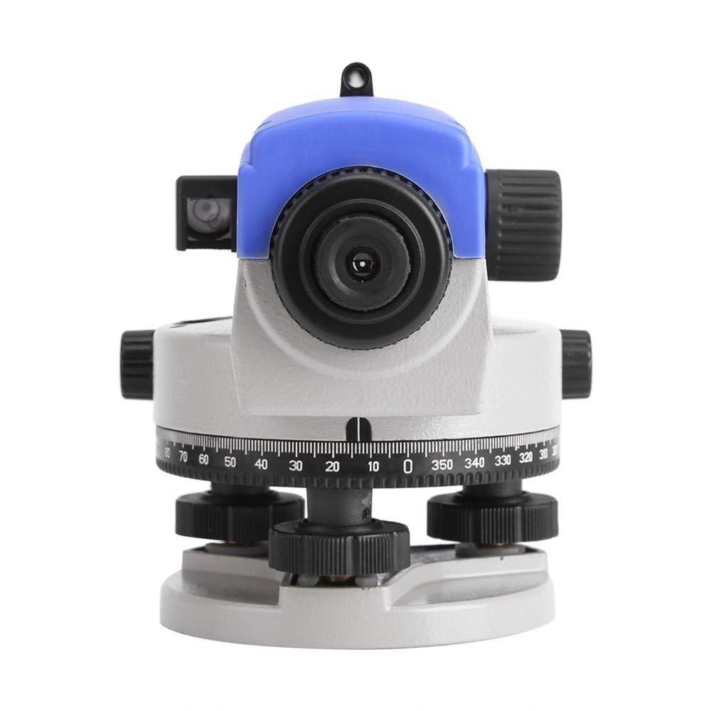 HUKOER 32X Niveau Optique Instrument de Mesure Professionnel Instrument de Mesure ding/énierie /à Mise /à Niveau Automatique