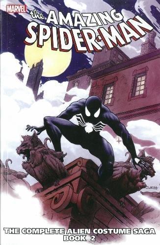 Spider-Man: The Complete Alien Costume Saga Book (Spiderman The Complete Alien Costume Saga Book 1)