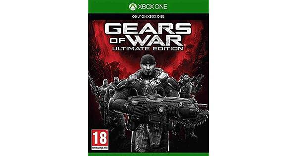 Microsoft gears of war 4 le xbox one en/nl/fr/de emea blu-ray (26F ...