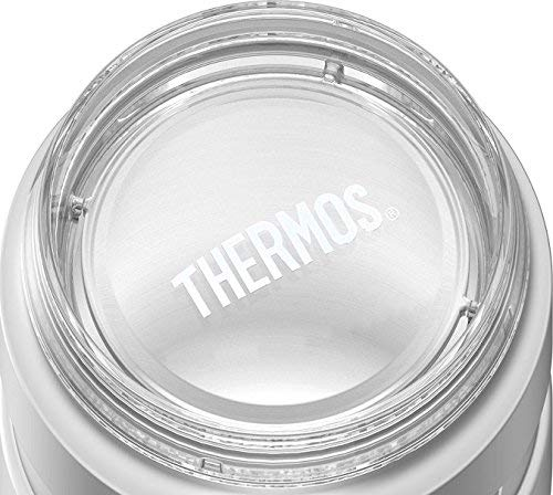 Thermos Stainless King 20 oz Travel Tumbler with 360 Drink Lid, Stainless Steel (Renewed)