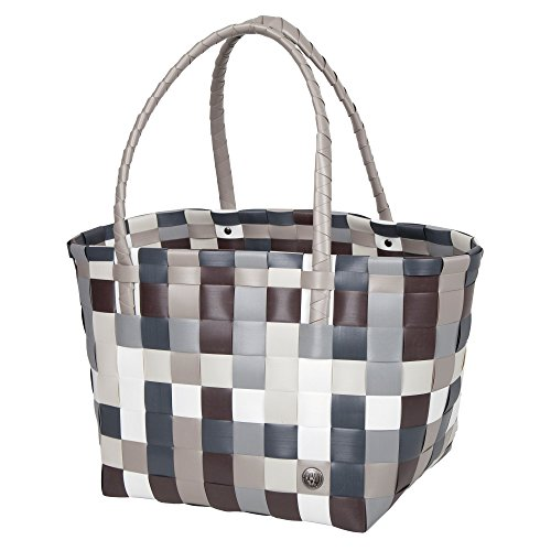 Handed By Tote Bag by Unek Goods | Recycled & Reusable | Wov