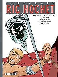 Ric Hochet - Intégrale - tome 10 - Ric Hochet - Intégrale