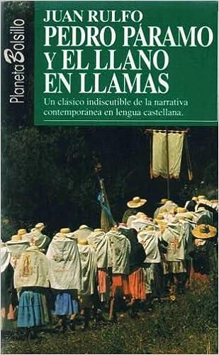 Pedro paramo y el llano en Llamas: Amazon.es: Rulfo, Juan: Libros