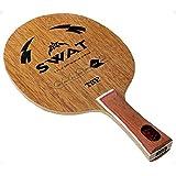ティーエスピー(TSP) 卓球 ラケット スワット シェークハンド 攻撃用 7枚合板 フレア 026014