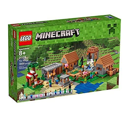 Lego Minecraft 21128The Village