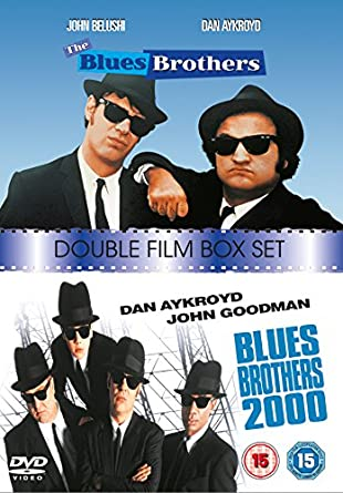 Amazon Com The Blues Brothers Blues Brothers 2000 Dvd Movies Tv