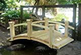 Windsor Cedar Wood Bridge, WGB-60, 28''W x 18''H x 60''L