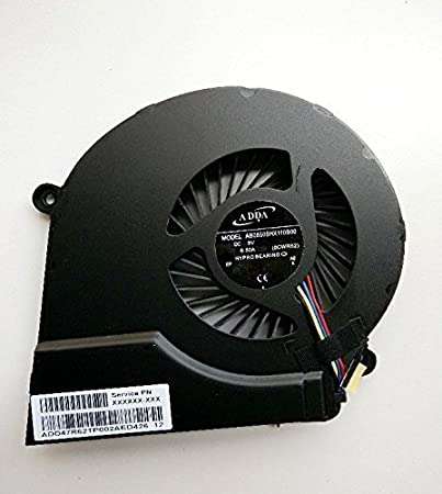 Eclass CPU Cooling Fan for HP 17-e048ca 17-e053ca 17-e054ca 17-e055nr 17-e061nr 17-e062nr 17-e064nr 17-e065nr 17-e066nr 17-e068nr 17-e071nr 17-e072nr 17-e074nr 17-e075nr 17-e076nr
