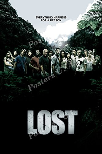 Lost Tv Show Poster - Posters USA Lost TV Series Show Poster GLOSSY FINISH - TVS151 (24