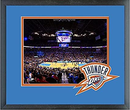 brand new d3594 a21b0 Amazon.com: Chesapeake Energy Arena Oklahoma City Thunder ...