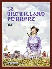 Le Moine fou, tome 3 : Le Brouillard pourpre par Vink