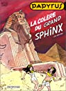 Papyrus, tome 20 : La colère du grand Sphinx par Gieter