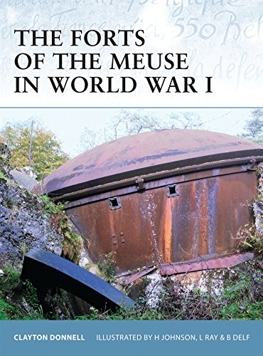 The Forts Of The Meuse In World War I (Fortress)