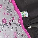 Disney Umbrella Stroller with Canopy, Garden Delight, Minnie