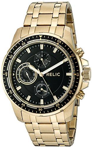 Relic by Fossil Men s Heath Quartz Stainless Steel Sport Watch