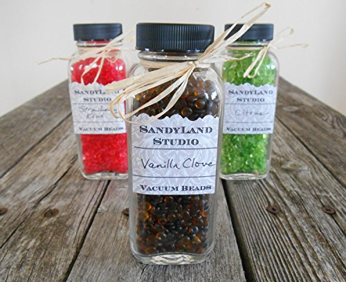 (Vacuum Beads Air Freshener Sachet Aroma Beads Home Fragrance)