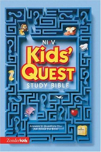 quest bible study - 8