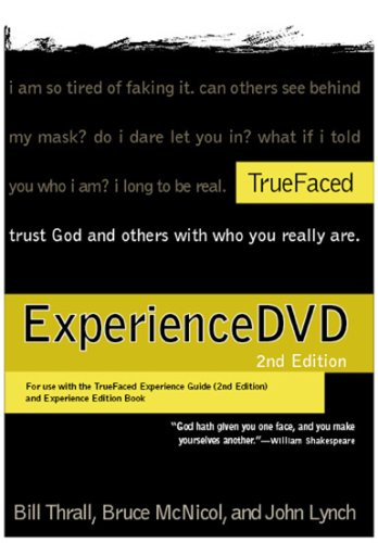 TrueFaced Experience DVD by NavPress