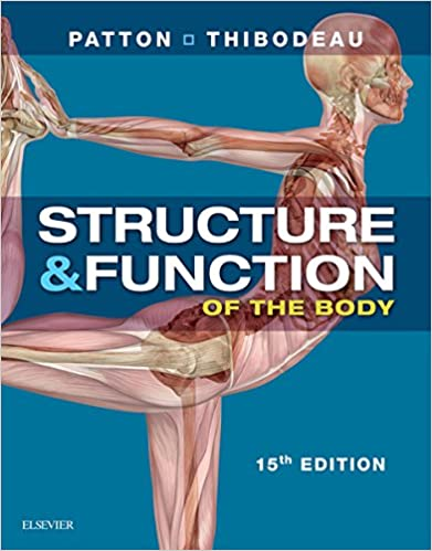 Structure Function Of The Body E Book Structure And