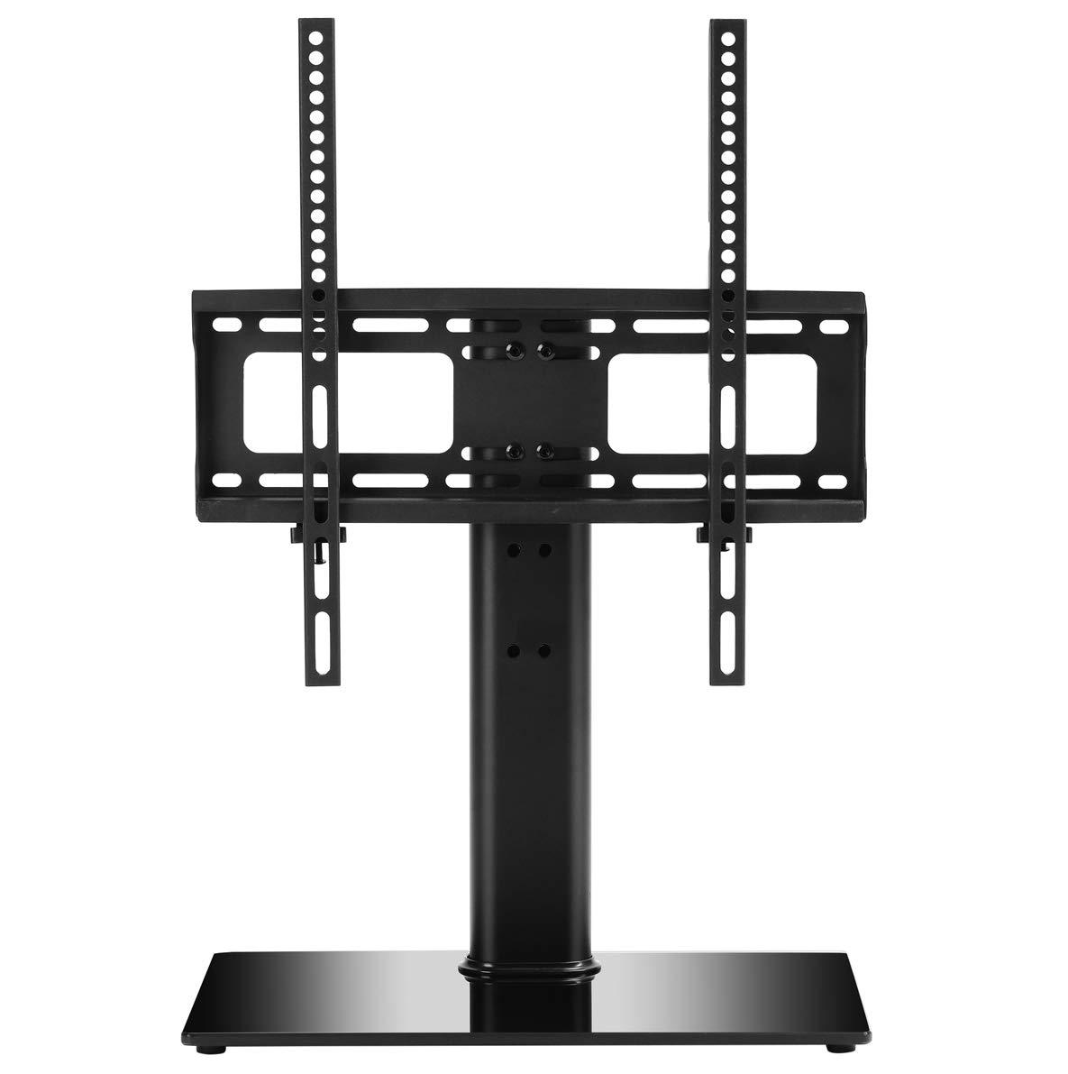 TAVR Supporto da tavolo universale girevole Stand Altezza supporto da tavolo Regolare 32a 50 TV UT1002 RFIVER
