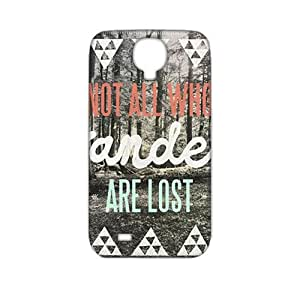 not all who wander are lost 3D Phone Case for Samsung Galaxy s4