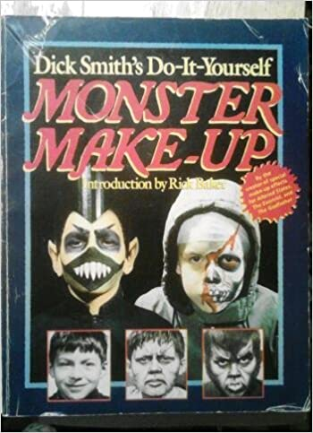 Dick smiths do it yourself monster make up dick smith rick dick smiths do it yourself monster make up dick smith rick baker 9780517562703 amazon books solutioingenieria Gallery