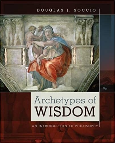 Amazon archetypes of wisdom an introduction to philosophy archetypes of wisdom an introduction to philosophy 9th edition fandeluxe Choice Image