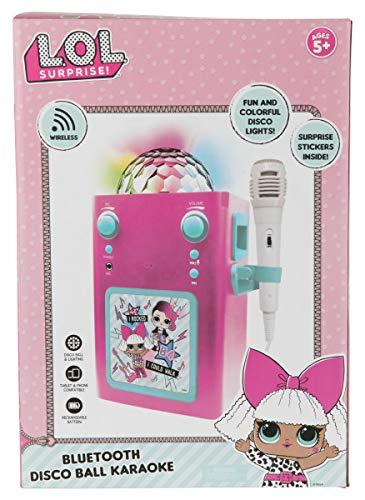 L.O.L. Surprise! LOL Karaoke Mini Speaker