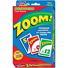 Trend Enterprises T-76304 Zoom! Learning Game (100 Piece)