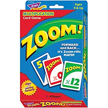Trend Enterprises Zoom! Learning Game (100 Piece)