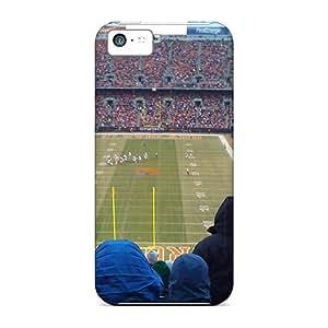 New Design Shatterproof YhlbT14466ELamj Case For Iphone 5c (cleveland Browns Stadium)