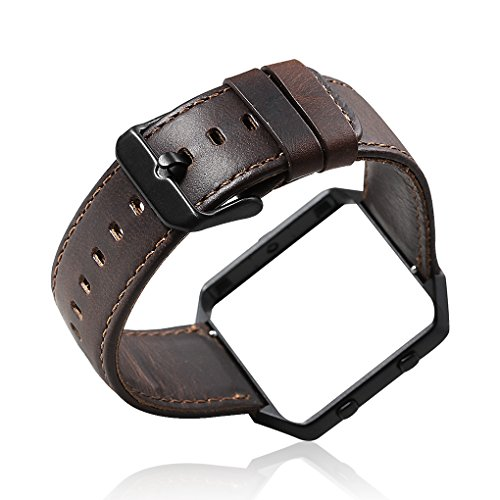 Picture of an iStrap Fitbit Blaze Bands Leather