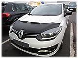HOOD BRA Front End Nose Mask for Renault Megane III Facelift since 2014 Bonnet Bra STONEGUARD PROTECTOR TUNING