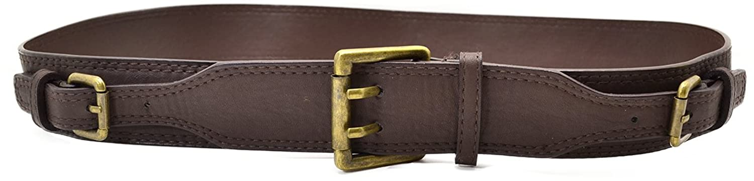 "Style & Co. Womens 1.50"" Brown Belt Med"