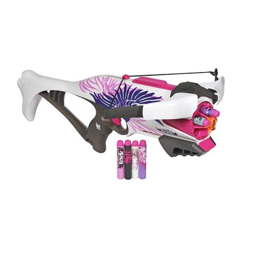 Nerf Rebelle Guardian Crossbow by Nerf