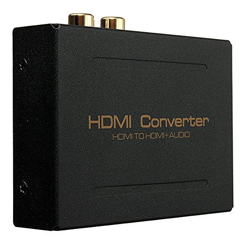 NK HDMI TO HDMI+Audio (SPDIF+L/R) , HDMI Audio Extractor ...