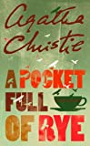 A Pocket Full of Rye by Agatha Christie front cover
