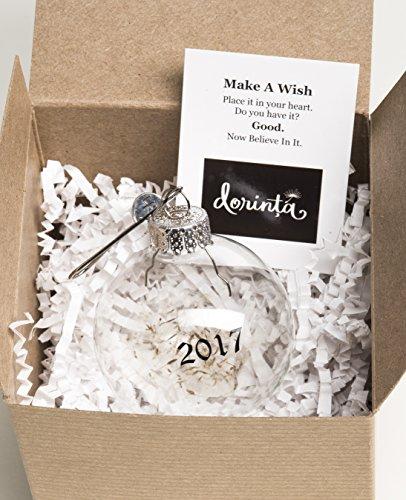 make-a-wish-2017-glass-globe-dandelion-keepsake-ornament-real-dandelion-wish-seed-w-silver-charmuniq