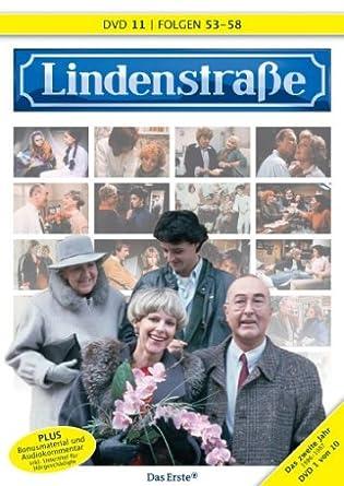 Lindenstraße - DVD 11 (Folge 53 - 58) [Alemania]: Amazon.es ...