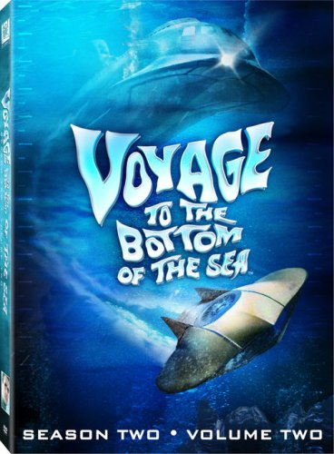 DVD : Voyage to the Bottom of Sea: Season 2 V.2 (Full Frame, , Dubbed, Dolby, 3 Disc)