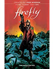Firefly: The Unification War Vol. 2 (Volume 2)