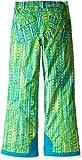 Spyder Girls Vixen Tailored Pants, Size 12, Harmony Bluebird Print