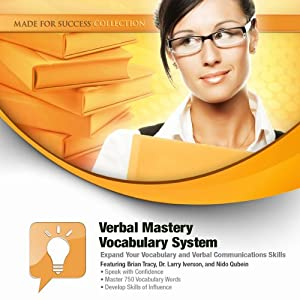 Verbal Mastery Vocabulary System Audiobook