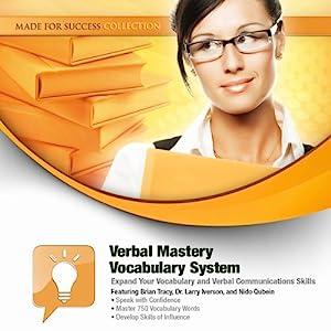 Verbal Mastery Vocabulary System Audiobook
