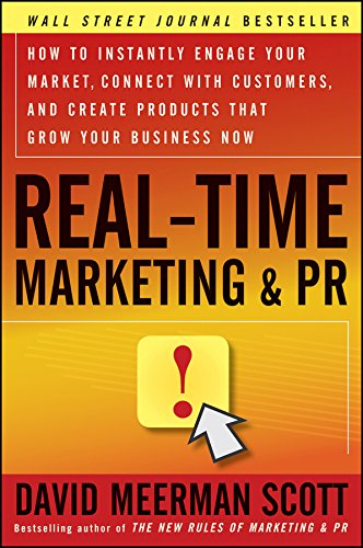 "Launch effective real-time communications to win in today's always-on world Gone are the days when you could plan out your marketing and public relations programs well in advance and release them on your timetable. ""Real time"" means news breaks over ..."