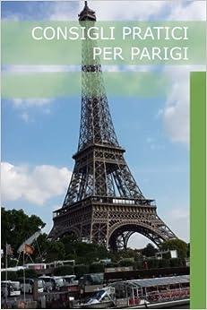 Book Consigli pratici per Parigi