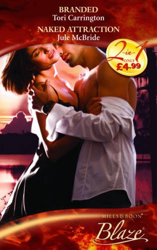 book cover of Branded / Naked Attraction