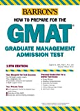 img - for How to Prepare for the GMAT (Barron's How to Prepare for the Gmat Graduate Management Admission Test) book / textbook / text book